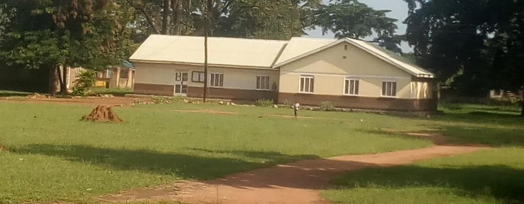 Katakwi:Old Admin block