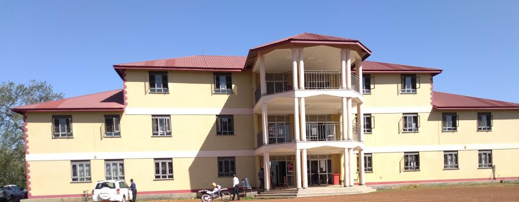 New Administration Block